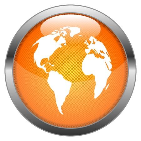보편적 인: 버튼 글로벌