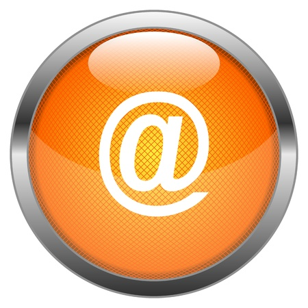 email icons: Button Contact