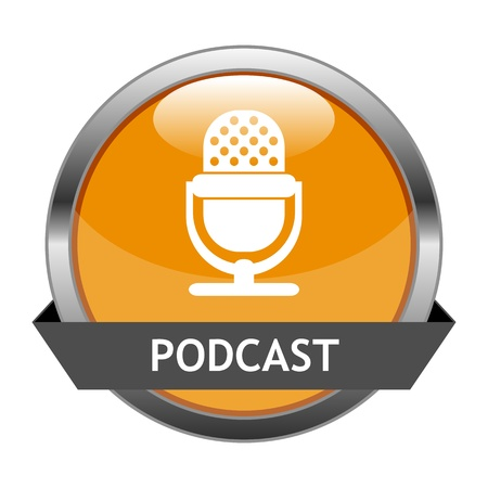 Button Podcast Illustration