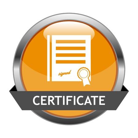 Button Certificate