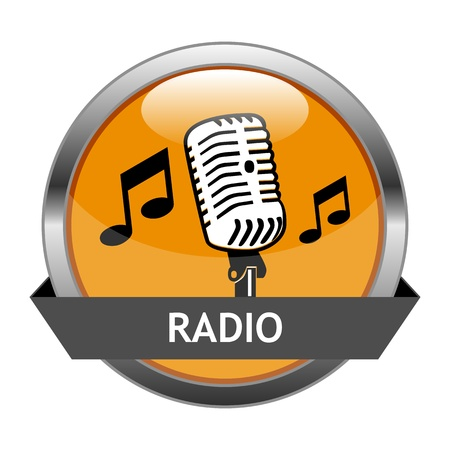 radio station:  Button Radio