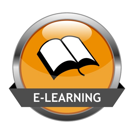 e learn:  Button E-Learning