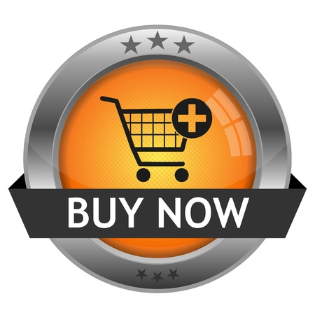 Button Buy Now Illustration