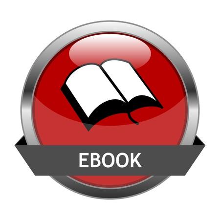 Bouton Ebook Vecteurs