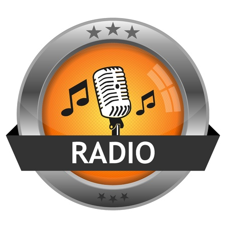 Taste Radio Illustration