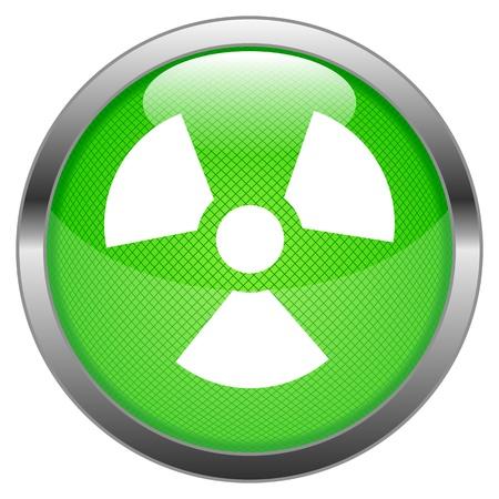 radiactividad: Bot�n de radiactividad