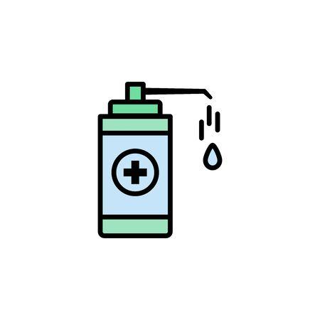 Hand sanitizer pump bottle washing gel alcohol gel