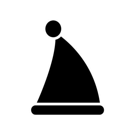 Winter hat icon. simple design editable. Design template vector