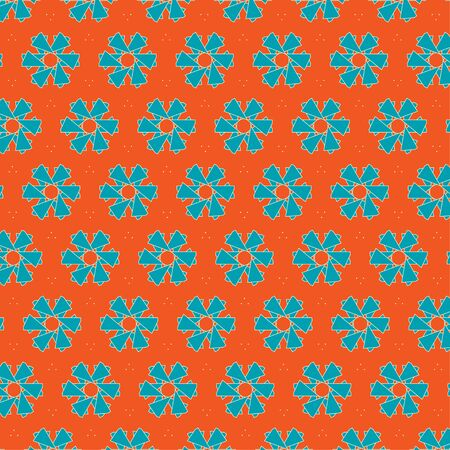 three points: Vector seamless pattern. Modern stylish texture. Repeating geometric tiles.