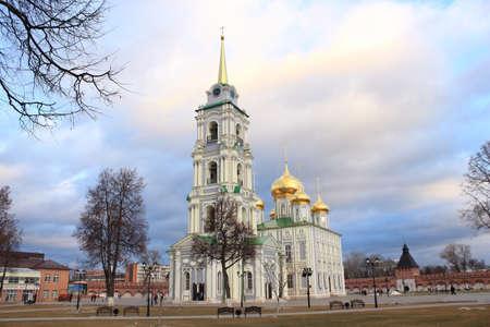 Tula.Uspensky Cathedral (1762-1766)