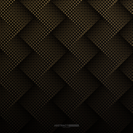 Black abstract background with dark concept.Vector Illustration. Illustration