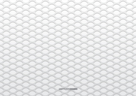 white abstract background with luxury concept.Vector Illustration.