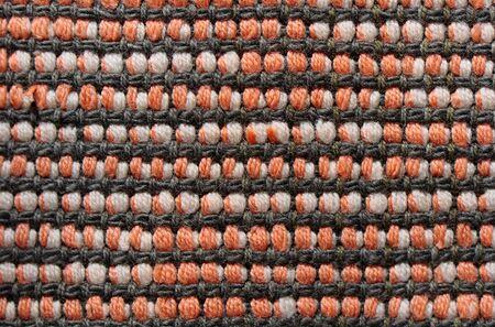 Coloured woven cotton textile background Stock Photo - 17350636