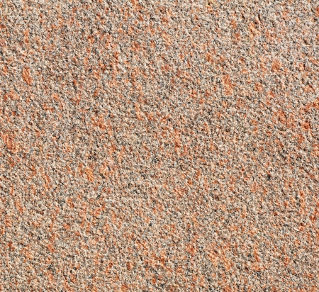 grained: Texture of fine grained red granite Stock Photo