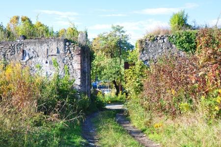 sukhumi: The ancient fortress Dioskuria, Sukhumi, Abkhazia
