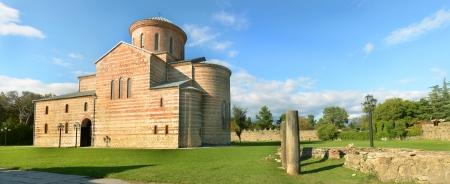 Patriarchal Cathedral in Pitsunda, Abkhazia