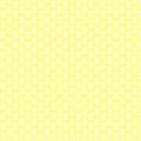 mellow: Mellow Yellow Damask Background