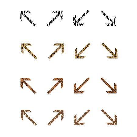 Animal Print Arrows Set 2 photo