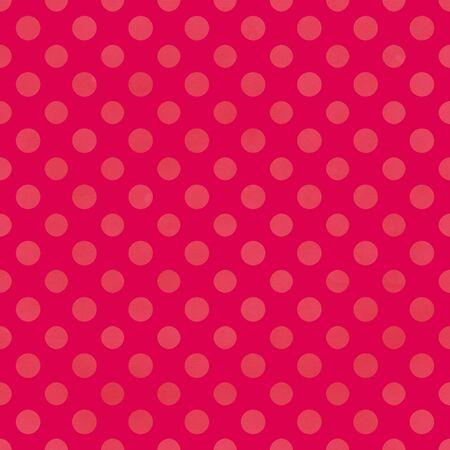 Hot Pink   Pink Polkadot Paper Banco de Imagens