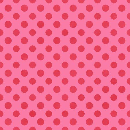 Pink   Hot Pink Polkadot Paper photo