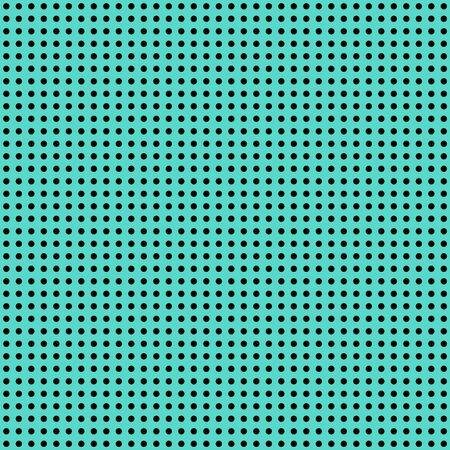 Blue   Black Mini Polkadot Paper