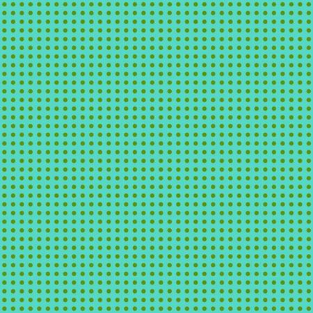 Blue   Dark Green Mini Polkadot Paper