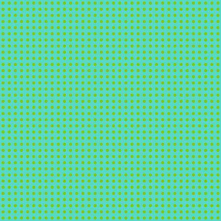 Blue   Green Mini Polkadot Paper