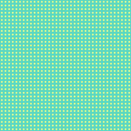 Blue   Light Yellow Mini Polkadot Paper Фото со стока