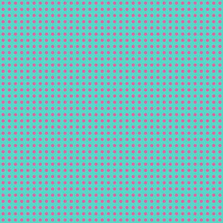 Blue   Pink Mini Polkadot Paper