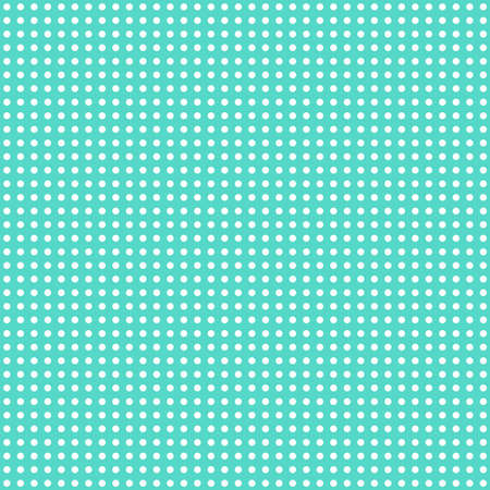 Blue   White Mini Polkadot Paper