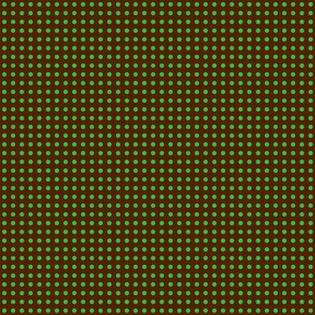 Brown   Green Mini Polkadot Paper