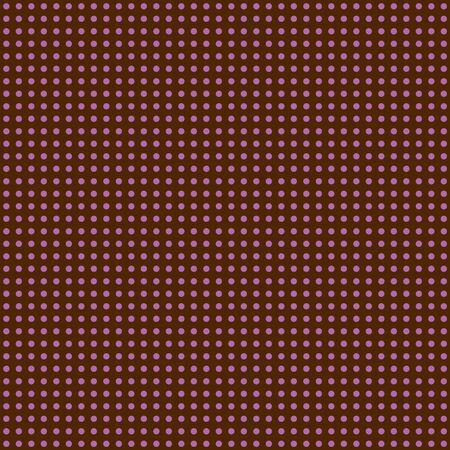 Brown   Purple Mini Polkadot Paper