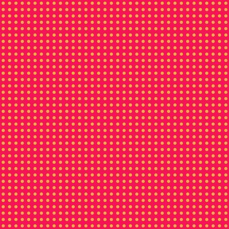 Hot Pink   Orange Mini Polkadot Paper Stock Photo - 13090845