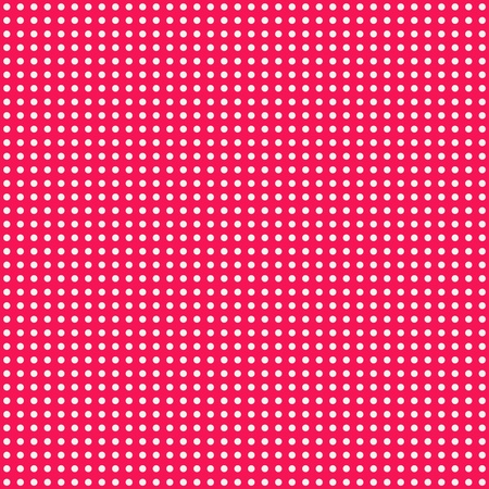 Hot Pink   Gray Mini Polkadot Paper