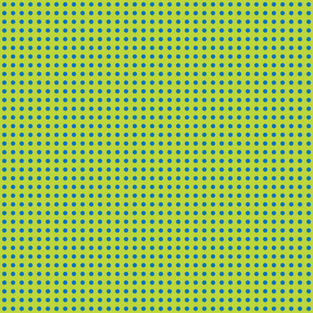 Lime   Dark Blue Mini Polkadot Paper