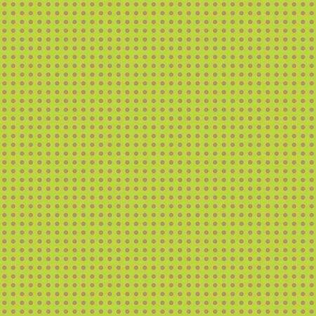 Lime   Light Brown Mini Polkadot Paper