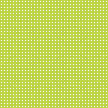 Lime   White Mini Polkadot Paper photo