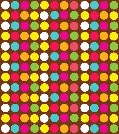 website backgrounds: Colorful Dot Paper