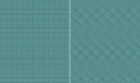 Blue   Brown Houndstooth Paper Set Stock fotó - 13226903