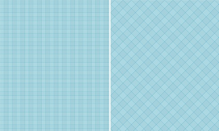 Blue Houndstooth Paper Set