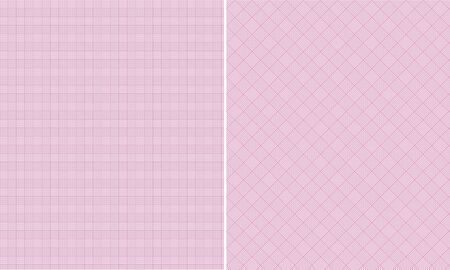 Light Pink  Houndstooth Paper Set Stock fotó - 13226894