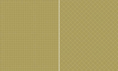 Lime   Brown  Houndstooth Paper Set