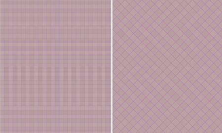 Purple   Lime Houndstooth Paper Set