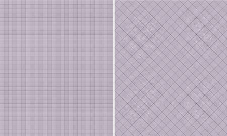 Purple Houndstooth Paper Set Stock fotó