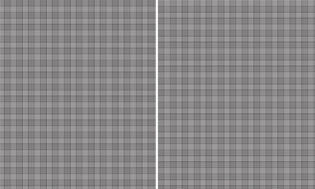 White   Black Houndstooth Paper Set