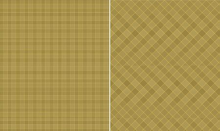 Yellow   Gray Houndstooth Paper Set