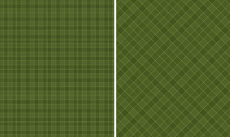 Black   Green Houndstooth Paper Set Stock fotó - 13226916
