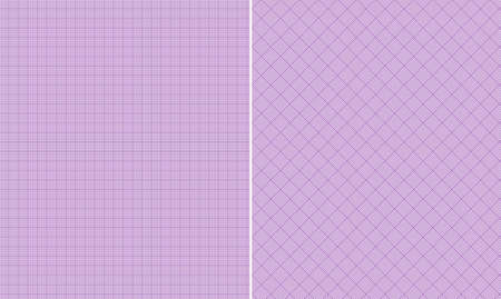 Purple   White Houndstooth Paper Set Stock fotó