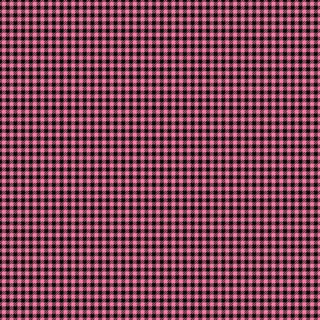 Black   Pink Checker Plaid Paper
