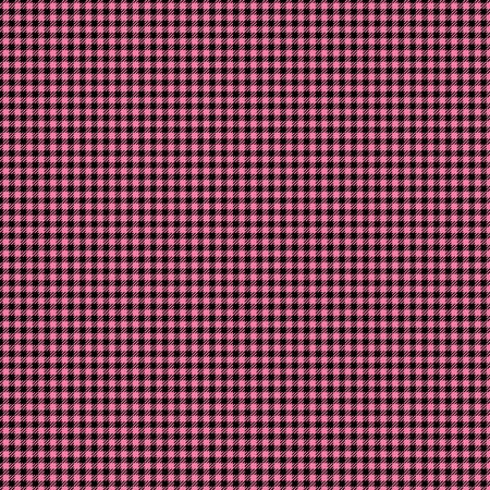 black and pink: Rosa Negro Checker papel a cuadros